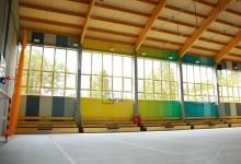 Hala sportowa z budynkiem dydaktycznym przy Liceum Ogólnokształcącym im. E. Romera w Rabce-Zdroju