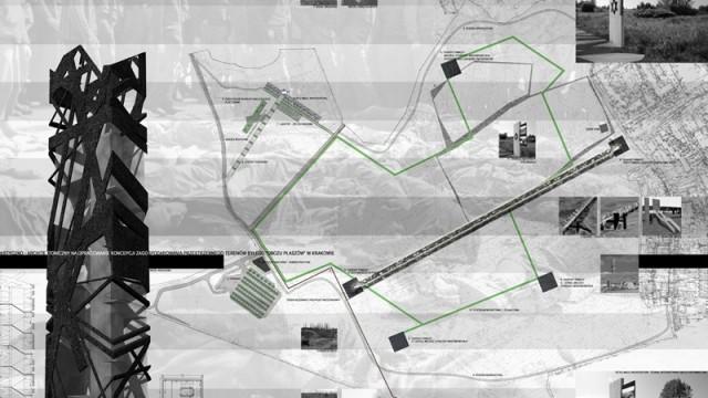 Zagospodarowanie terenów byłego Obozu Płaszów