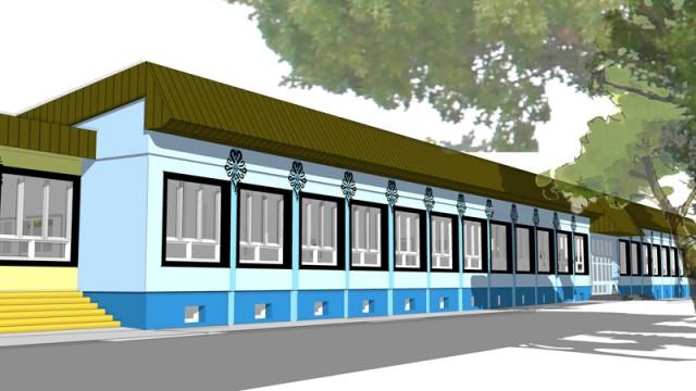 Modernizacja Specjalnego Ośrodka Szkolno-Wychowawczego w Nowym Targu