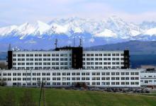Modernizacja Podhalańskiego Szpitala Specjalistycznego im. Jana Pawła II w Nowym Targu