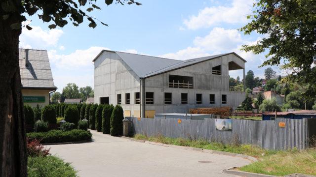 """Budowa Teatru Lalek """"Rabcio"""" w Rabce-Zdroju"""