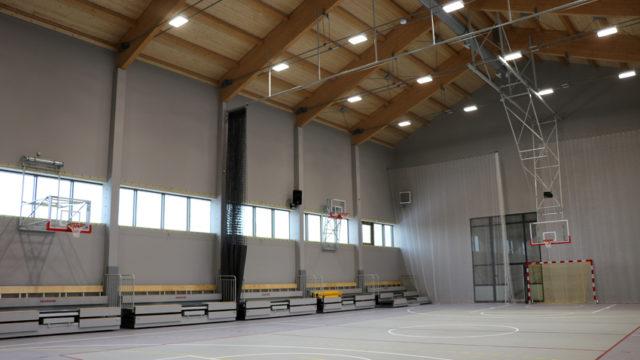 Hala sportowa przy Zespole Szkół w Rabce-Zdroju