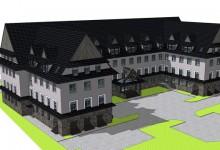 Adaptacja budynku bursy na siedzibę Starostwa Powiatowego
