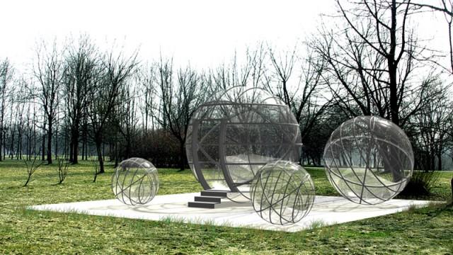 Park Pamięci II RP - II Nagroda