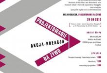AKCJA – KREACJA 2010 – Kraków