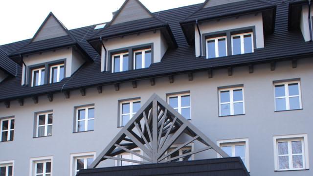 Nowa siedziba Starostwa Powiatowego w Nowym Targu prawie skończona