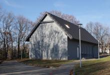 Budowa budynku dydaktycznego przy Zespole Szkół Centrum Kształcenia Rolniczego w Nowym Targu