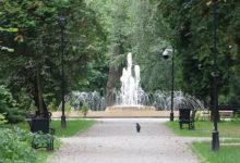 Park miejski w Jarosławiu oddany do użytku