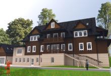 """Adaptacja willi """"Wawel"""" na potrzeby Domu Pomocy Społecznej"""